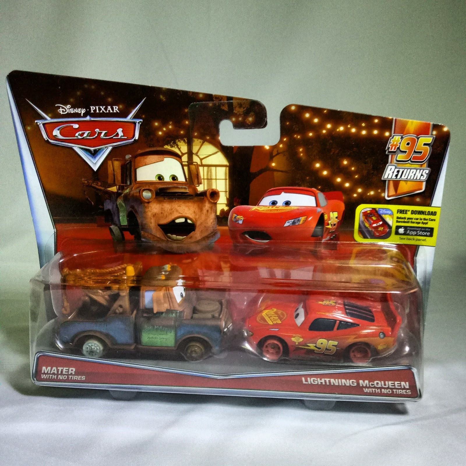 small toys big toys my toys collection mater lightning mcqueen