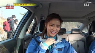 Shin Se Kyung 신세경 Running Man E241 Screencap 11