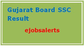 Gujarat Board SSC Result 2017