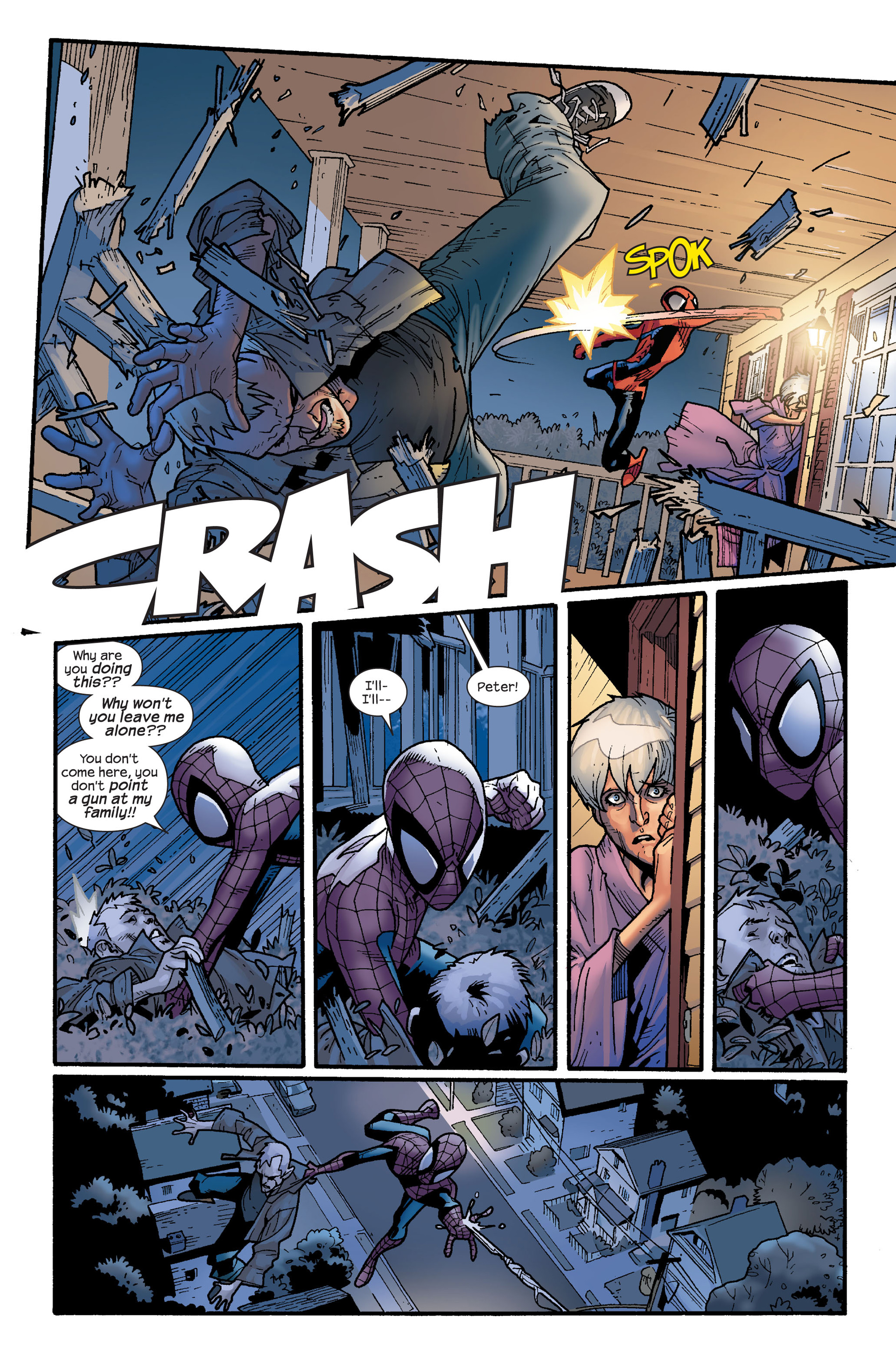 Read online Ultimate Spider-Man (2000) comic -  Issue #128 - 8