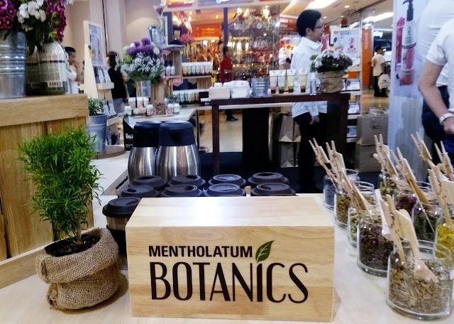 Jaga kesihatan kulit wajah dengan Mentholatum Botanics!
