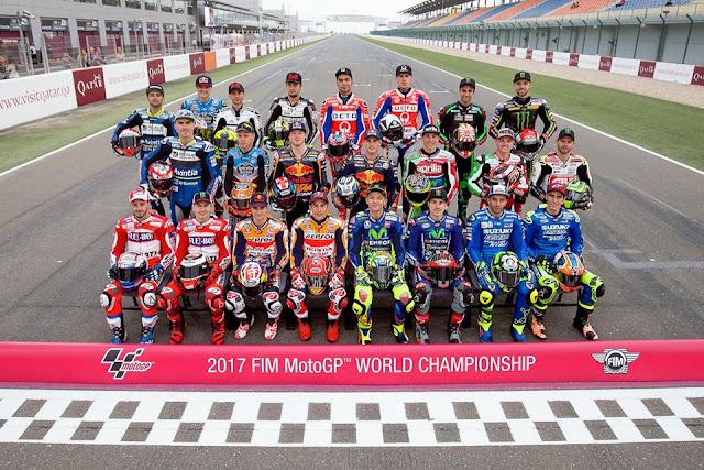 Jadwal Lengkap MotoGP 2017 | Live on TRANS 7