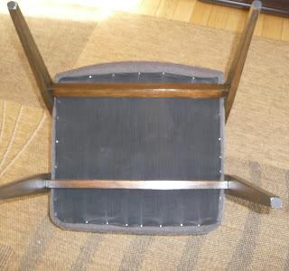 jak wyremontować fotel