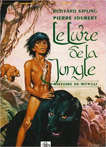 """Télécharger gratuitement eBook Rudyard Kipling """" Le Livre de la jungle """" pdf"""