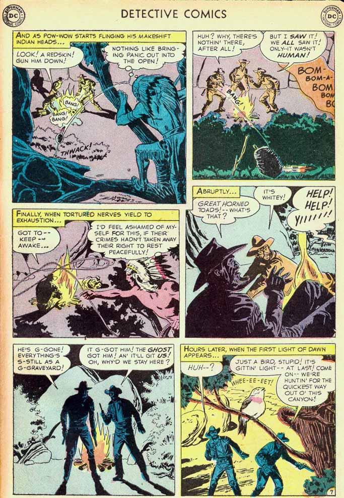 Read online Detective Comics (1937) comic -  Issue #174 - 45