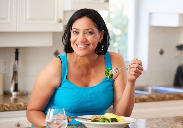 وجبات لزيادة الوزن للنساء