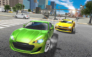 Download Game Car Driving Simulator Drift V1.1.0 MOD Apk
