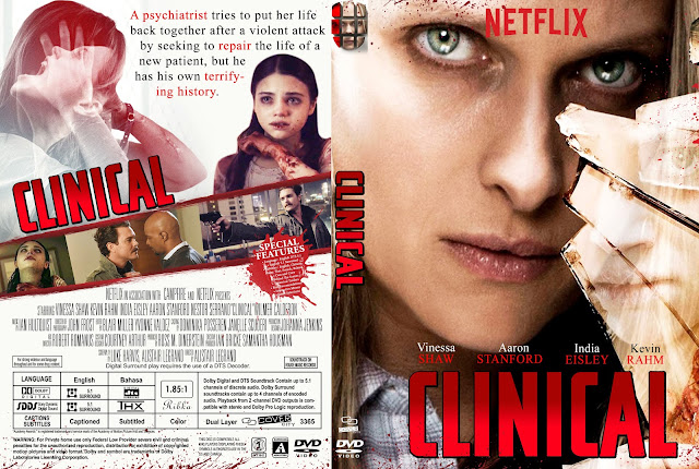 Clinical DVD Cover