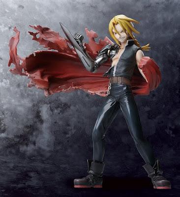Preordine Edward dalla saga di Fullmetal Alchemist