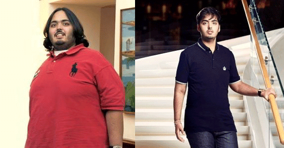Anant Ambani Weight Loss Diet & Workout Routine