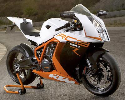 New 2016 KTM 1190 RC8R hd