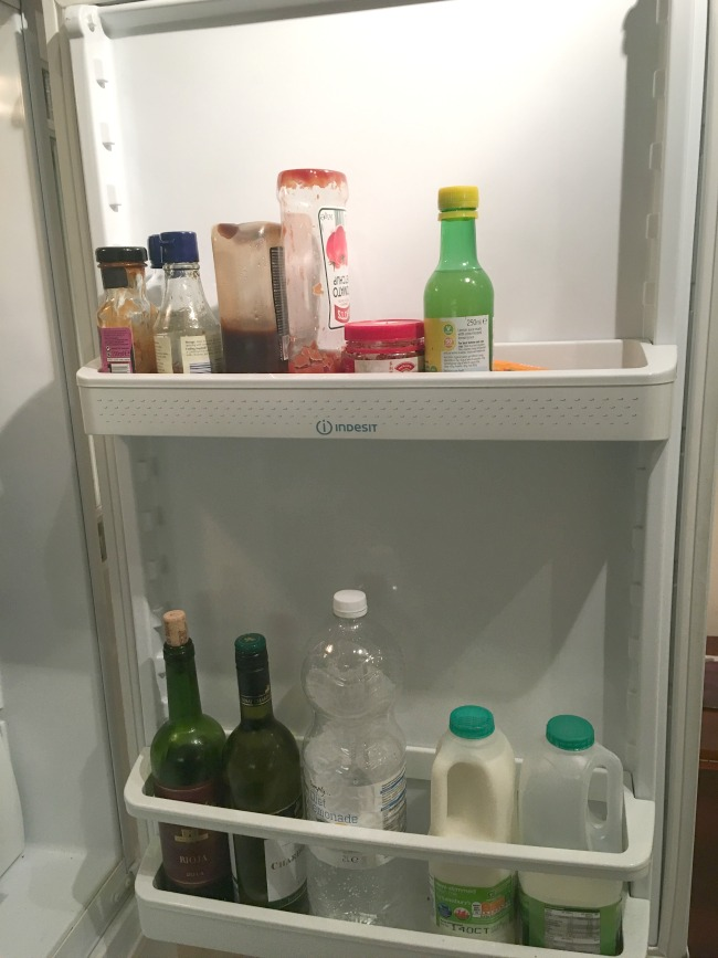 #Blogtober16-Day-13-Whats-in-My-Fridge-inside-door