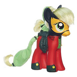 MLP Power Ponies 6-pack Applejack Brushable Pony