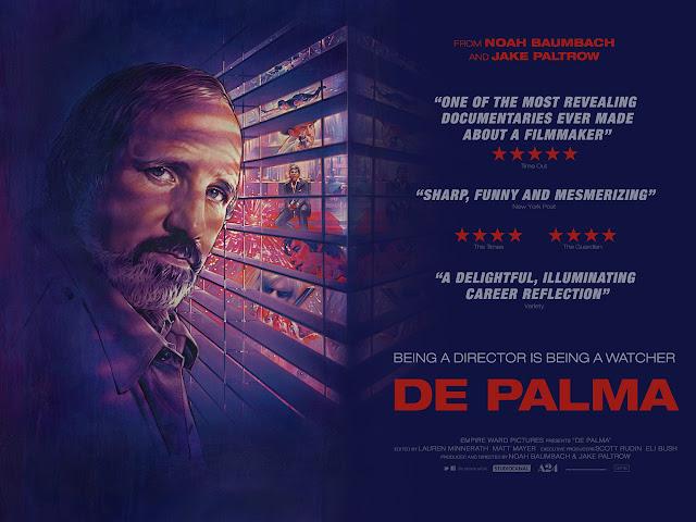 De Palma Quad poster