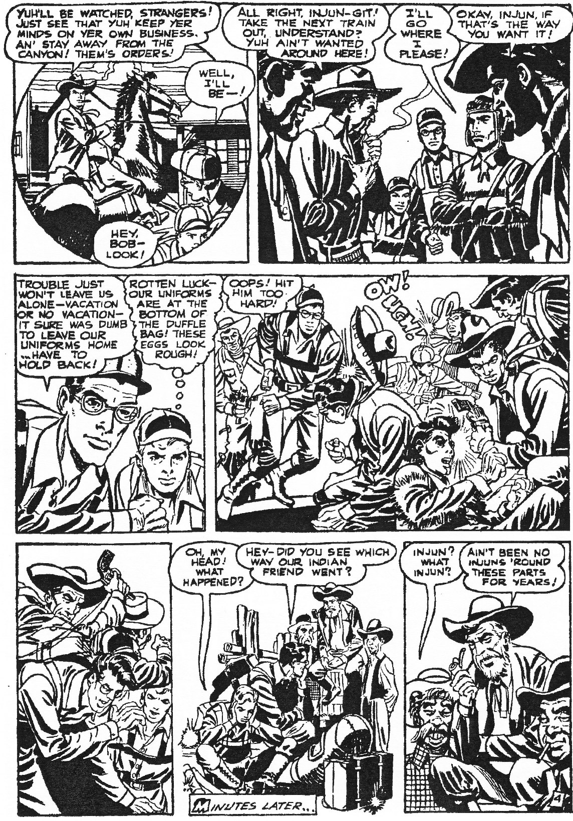 Read online Men of Mystery Comics comic -  Issue #84 - 8