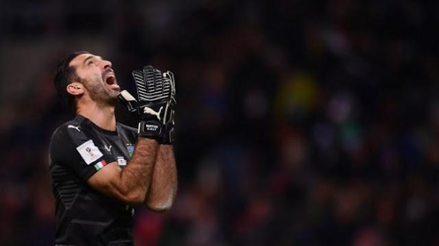 Liga Champions Yang Kejam Pada Gianluigi Buffon