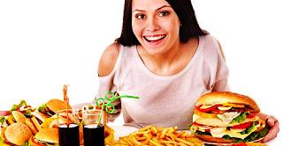 Pola Makan Yang Salah