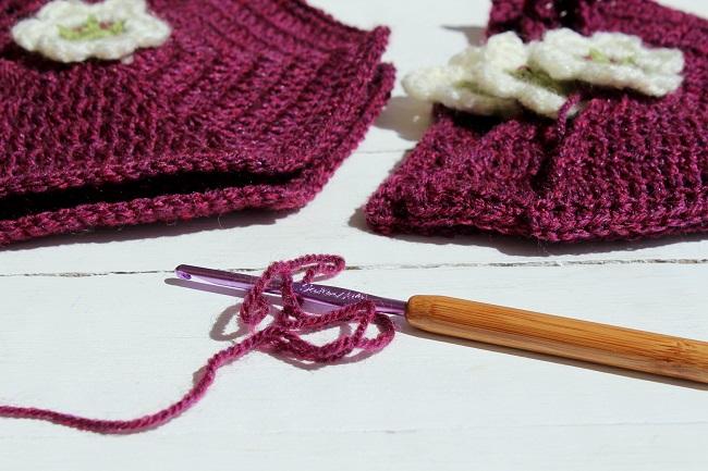 fridas flowers crochet along
