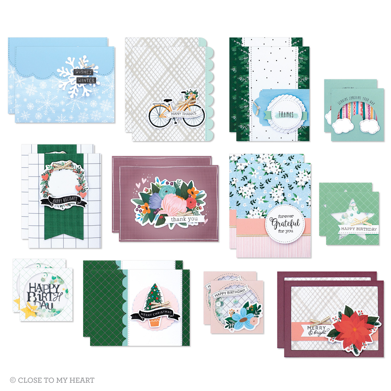 NEW Cardmaking Subscription!