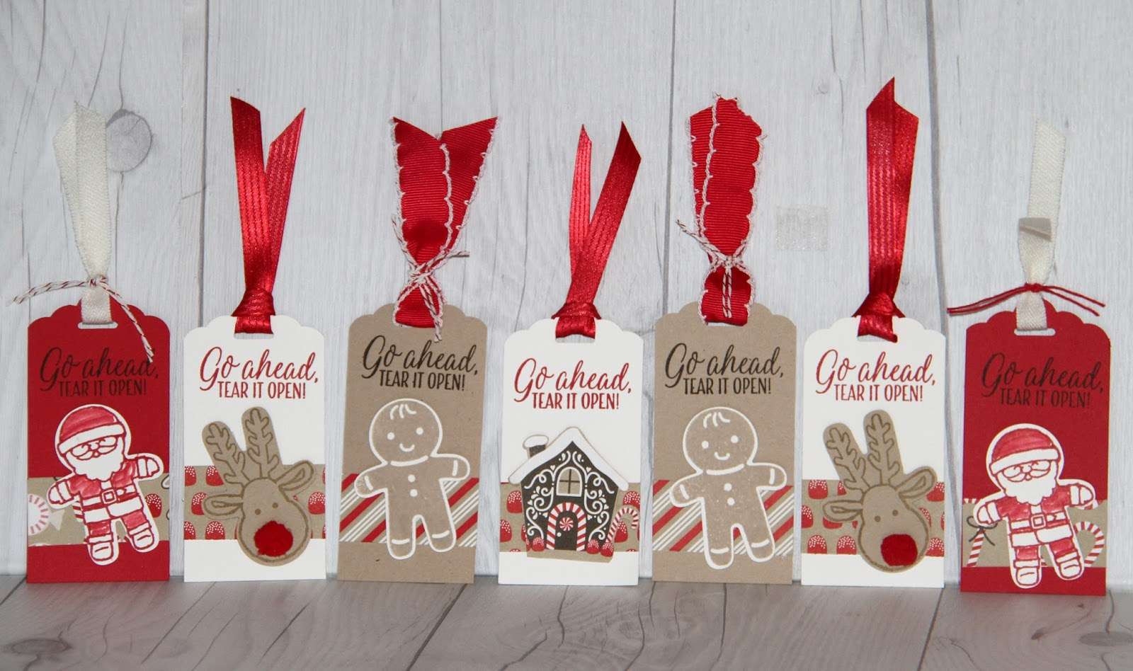 Stamped Sophisticates Stampin Up Candy Can Lane Tags