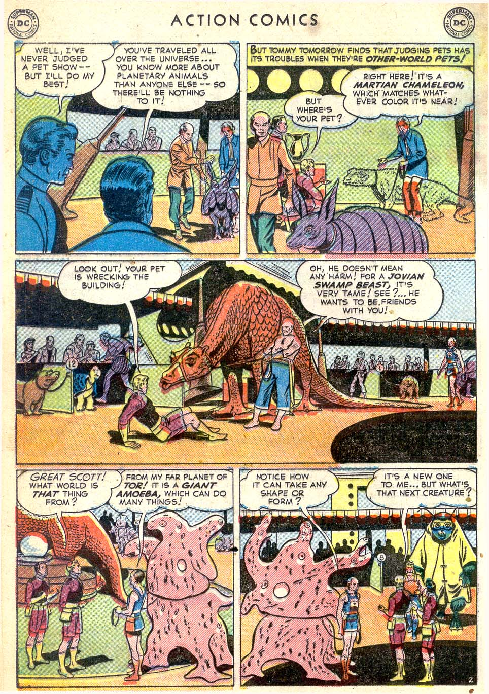 Action Comics (1938) 164 Page 25