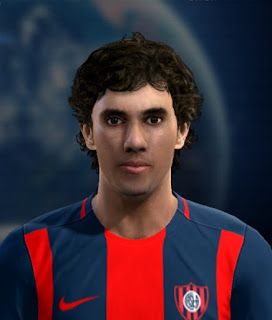 Face Mathias Corujo Pes 2013