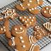 Imbieriniai sausainiai / Gingerbread Cookies