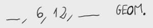 5. Términos de una progresión geométrica 2