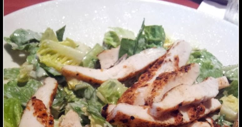 Low Carb Alabama O Charley S Grilled Chicken Caesar Salad