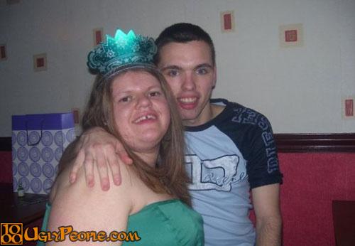 foto pasangan terunik terlucu teraneh dan ternorak di dunia-26