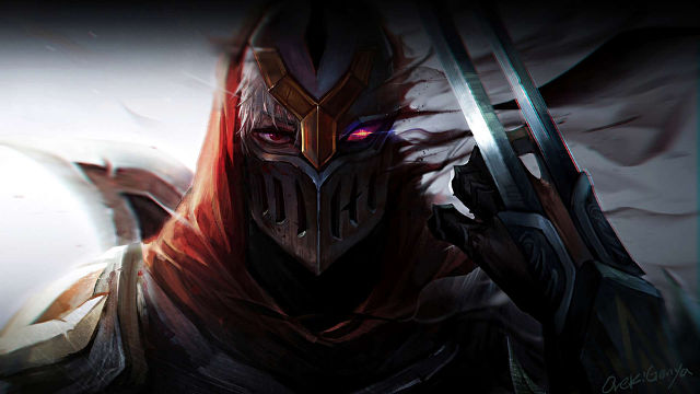 League of Legends - Zed - Fond d'Écran en Full HD