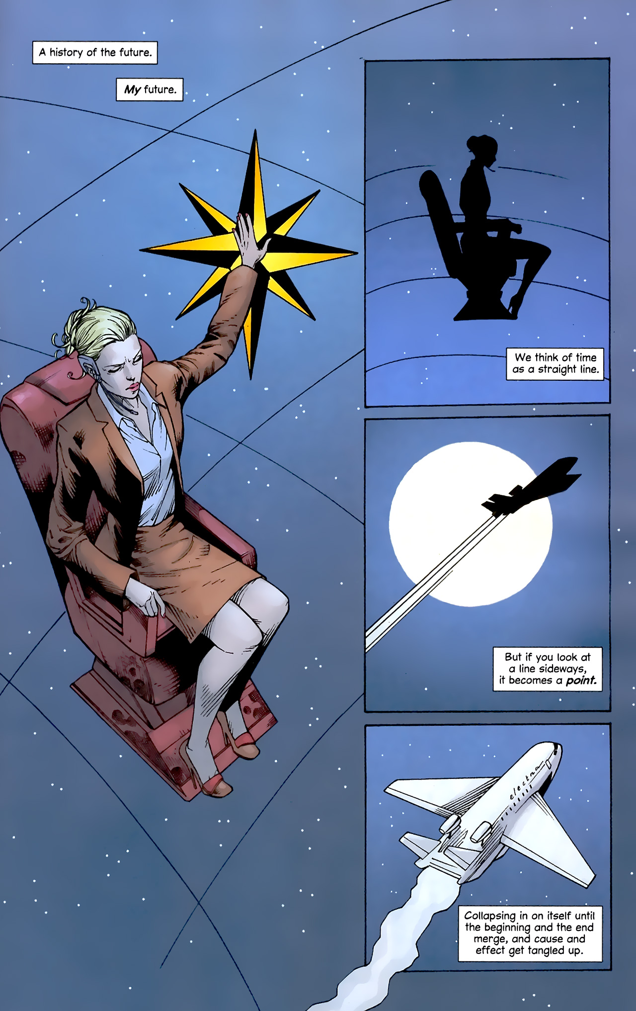 Read online Air comic -  Issue #20 - 11