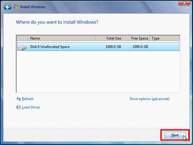 how-to-install-windows-7-in-laptop-in-hindi