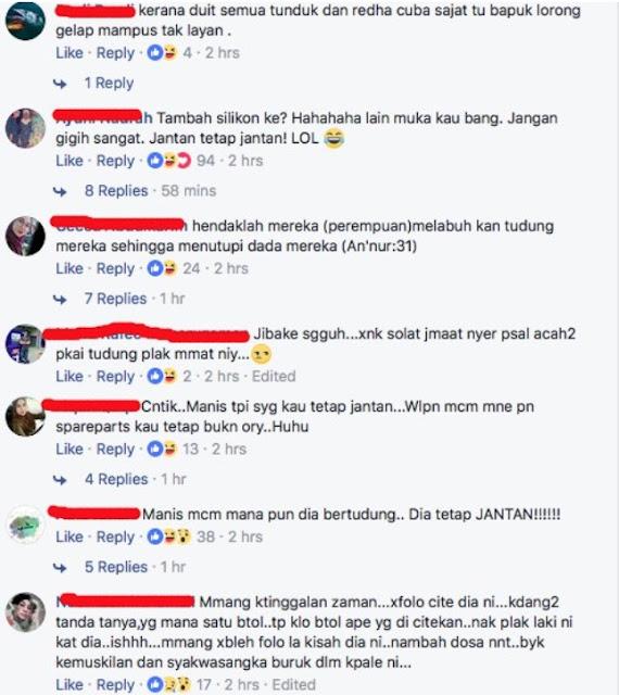 Foto Sajat Bertudung Tarik Perhatian Netizen. Amboi Manisnya!