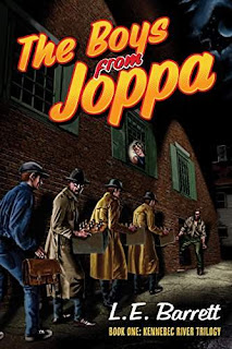 The Boys From Joppa - historical pulp fiction with a heart by L. E. Barrett