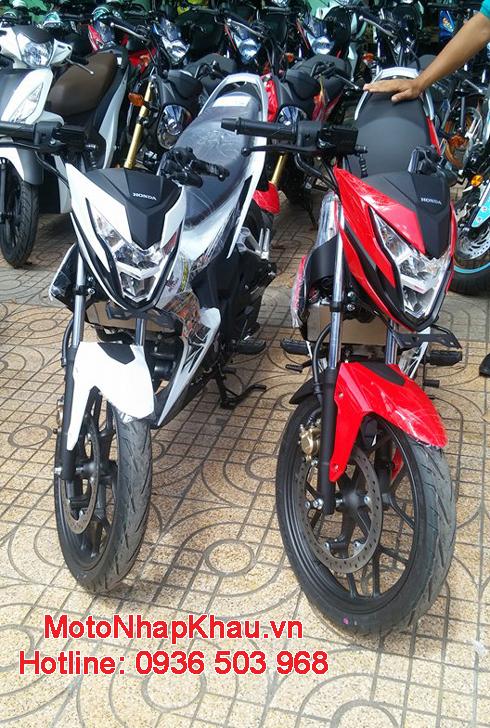 2015 Honda Sonic 150R