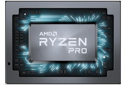 Prosesor AMD Ryzen Pro mobile Generasi ke-2