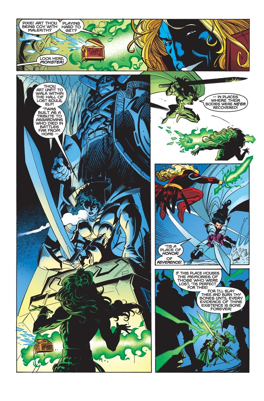 Thor (1998) Issue #32 #33 - English 16