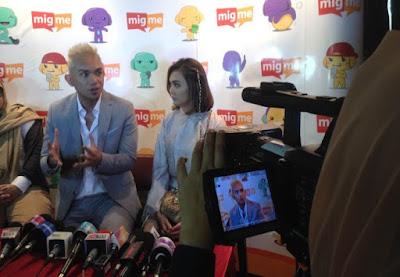 Rina Nose Dan Fakhrul Razi, Mengklarifikasi kabar Kandasnya  Hubungan Mereka