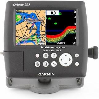 Harga Terbaru  Gps Garmin Echosounder 585 garansi1 thn training  GRATIS