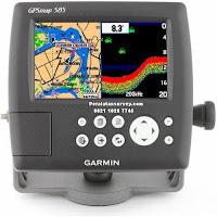GARMIN GPS 585 Jelajahi Laut & Samudera Di Indosurta