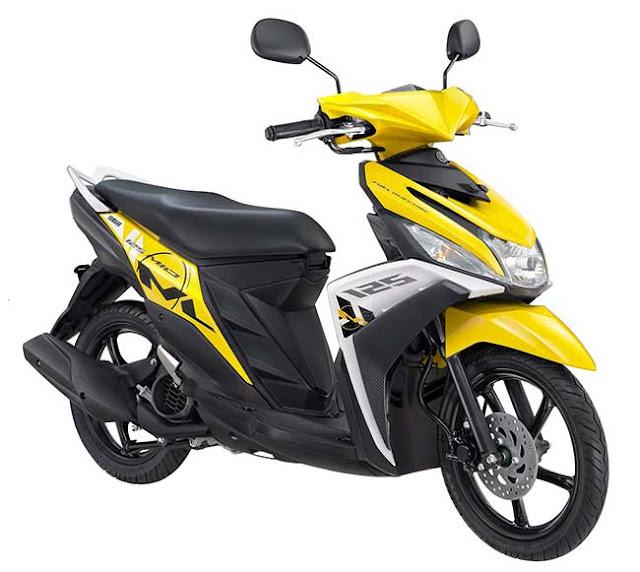 "Motor RTX dengan Teknologi ""Smartbikenya"""