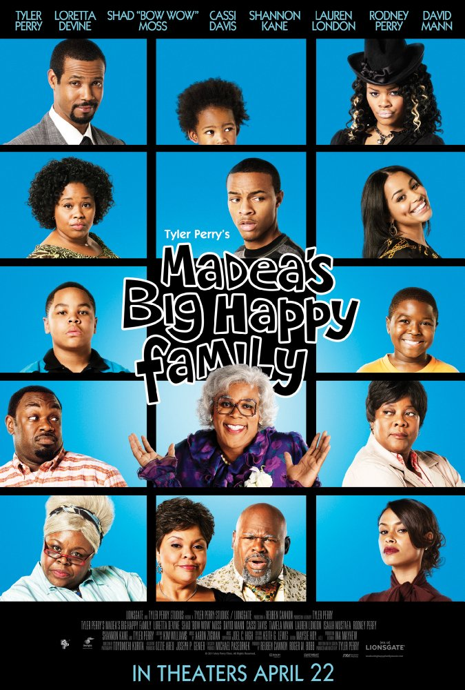 Madeas Big Happy Family