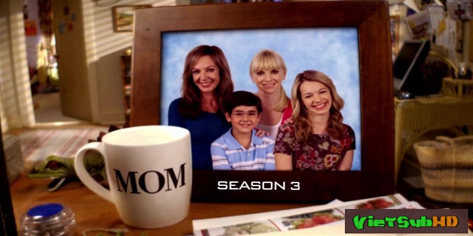 Phim Mẹ (Phần 3) Tập 6/22 VietSub HD | Mom (Season 3) 2015