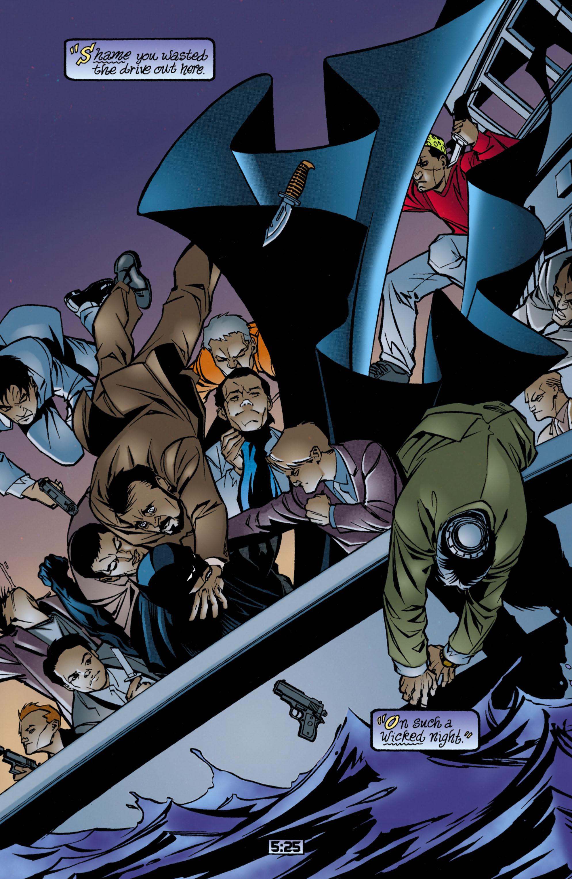 Detective Comics (1937) 726 Page 9