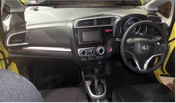 Interior All New Honda Jazz