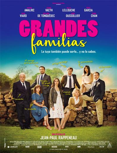 Ver Grandes familias (Belles familles) (2015) Online