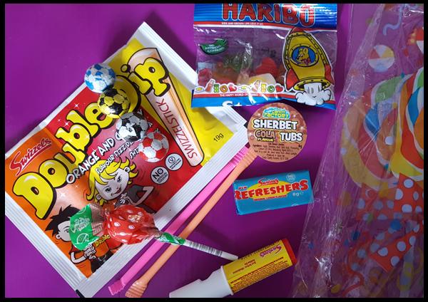 Sweetie Bag 95p