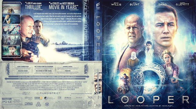 Capa Bluray Looper