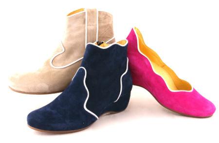 damesschoenen met uitneembaar voetbed